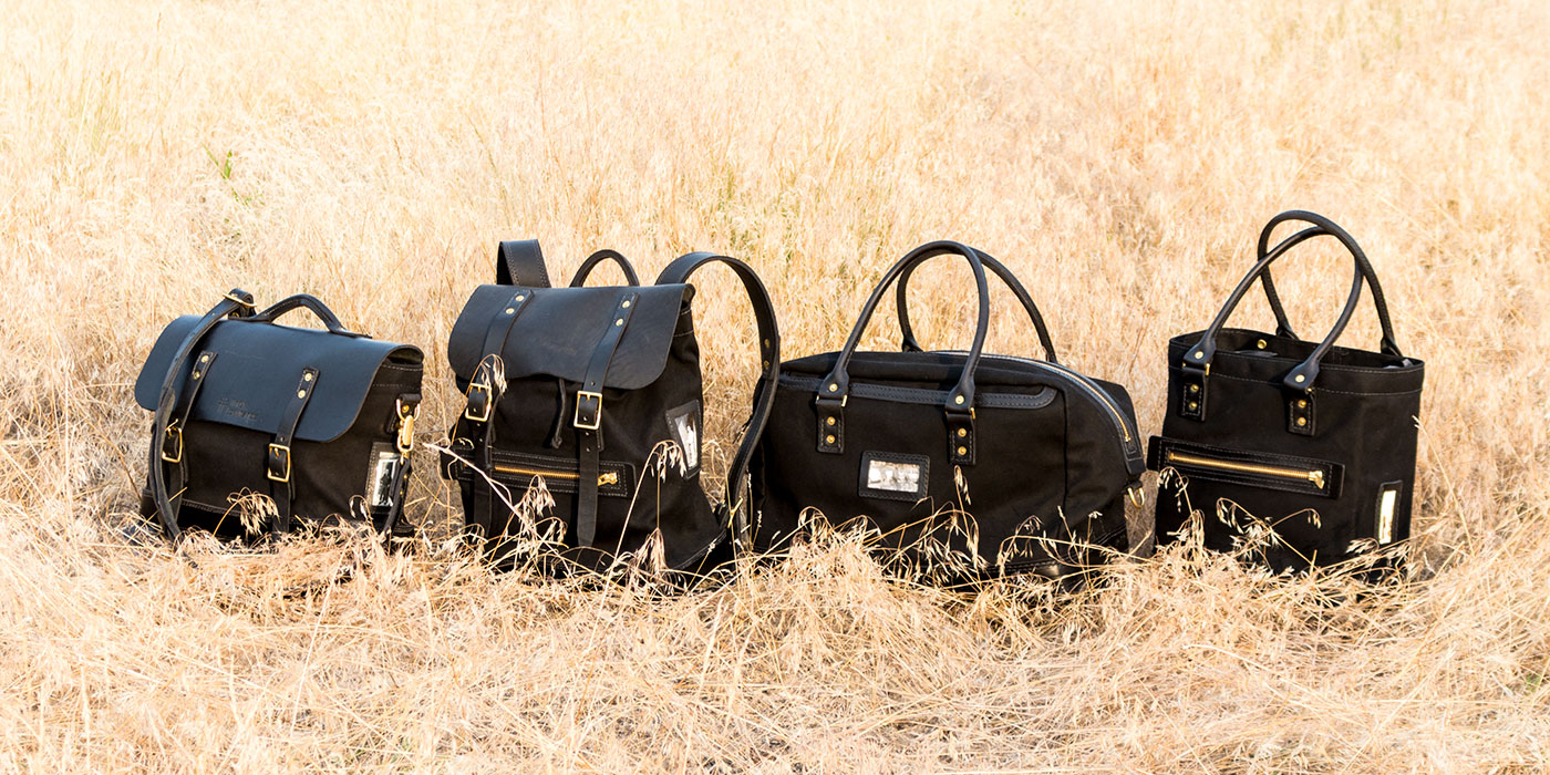 Thrux Lawrence Heritage Line Bags