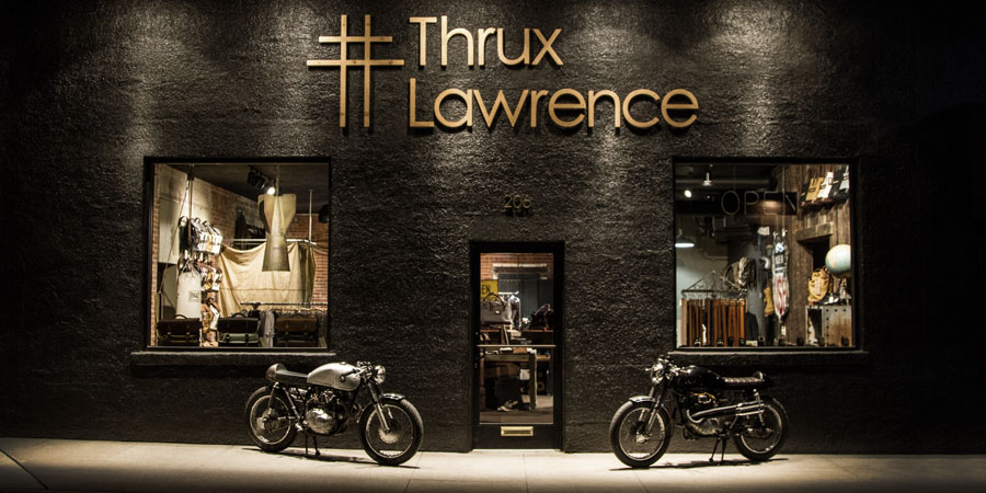 Thrux Lawrence CDA Shop